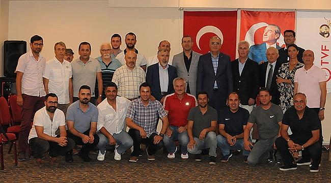 Voleybol Antrenörler Federasyonu Kuruldu