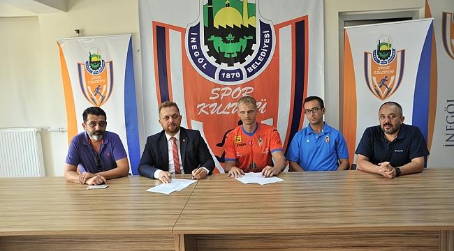 Aleksandr Kovalev, İnegöl Belediyespor'da!