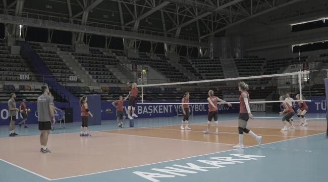 Filenin Sultanları, Bulgaristan maçına hazırlanıyor