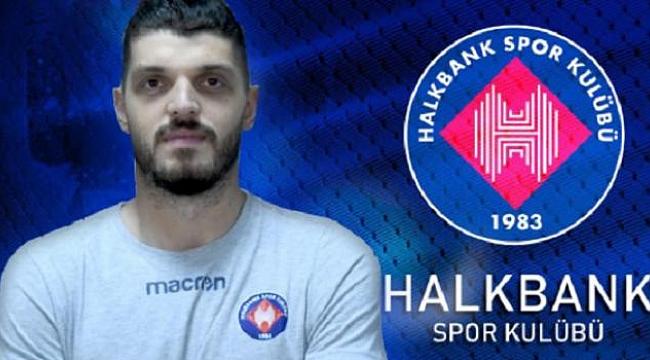 Halkbank Orçun Ergün'ü transfer etti