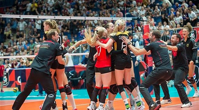 Kadınlar Avrupa Şampiyonası'nda dördüncü gün maçları sona erdi