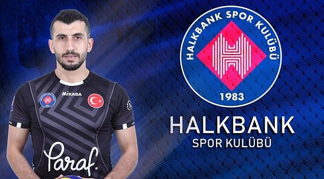 Libero Volkan Döne Halkbank'ta!