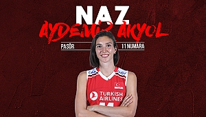 Naz Aydemir Akyol: Çok heyecanlıyım