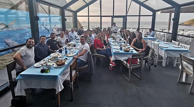 Türk Hava Yolları, sezona merhaba yemeğinde buluştu