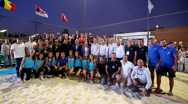 2019 Balkan Plaj Voleybolu Şampiyonası Sona Erdi