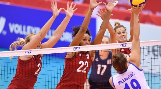 2019 Kadınlar Dünya Kupası'nda 2. gün tamamlandı