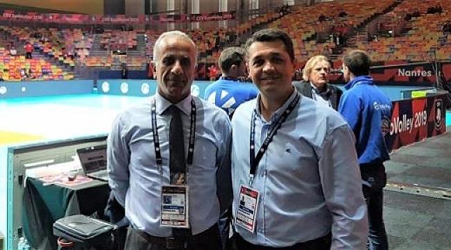 Avrupa Şampiyonası'nın Finali'nde İki Türk Görev Yapacak