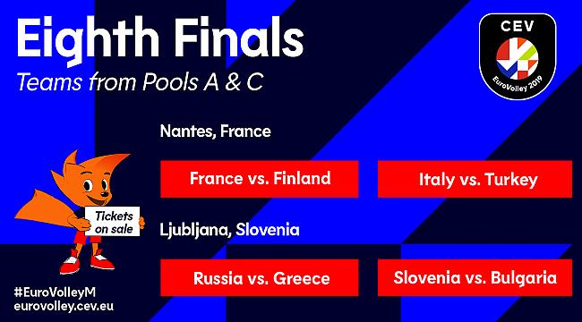 Avrupa Şampiyonası Son 16 Turu'ndaki Rakibimiz İtalya