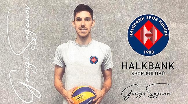 Georgi Seganov Halkbank'ta!