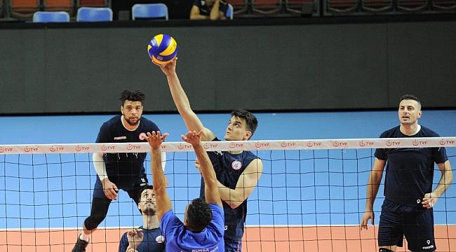 Hazırlık maçında Bursa BŞ, İstanbul BŞ'yi yendi