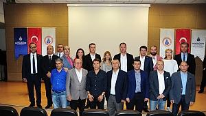 İstanbul BBSK'nın Yeni Başkanı Fatih Keleş Oldu