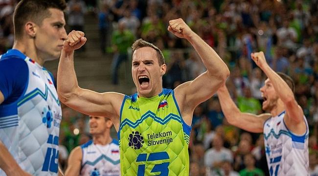 Slovenya ve Polonya Yarı Final'de!