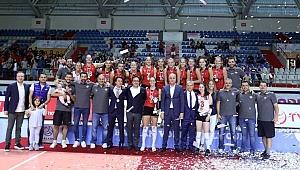 Türk Hava Yolları, Balkan Kupası'yla Avrupa yolunu açtı!