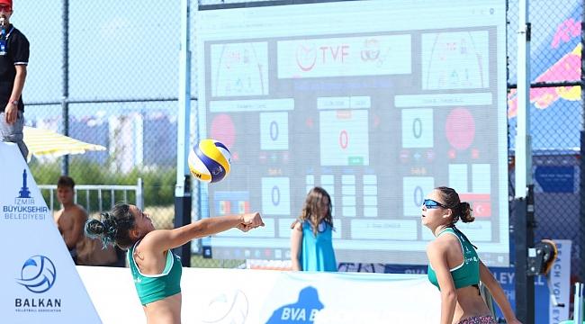 TVF'den Plaj Voleybolunda Yeni Uygulama
