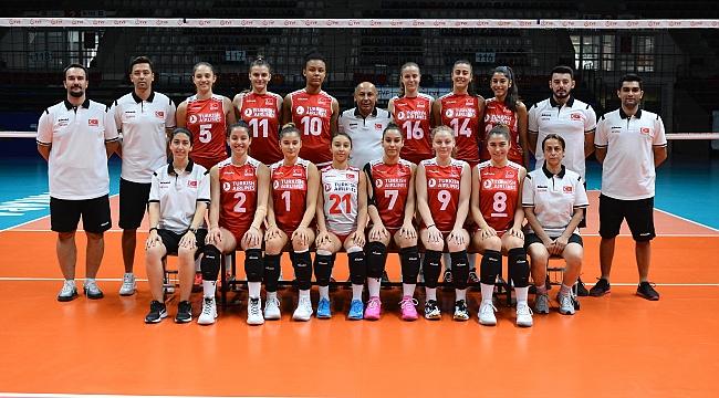U18 Genç Kız Milli Takımımız, Dünya Şampiyonası'nda Sahne Alacak