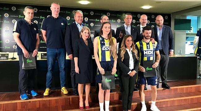 Fenerbahçe voleybola sponsor desteği