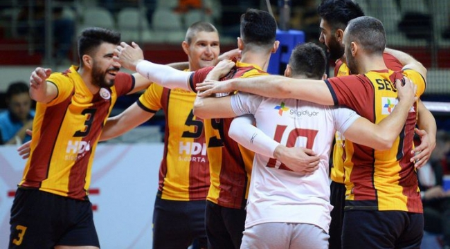 Galatasaray'dan, İnegöl'e set yok