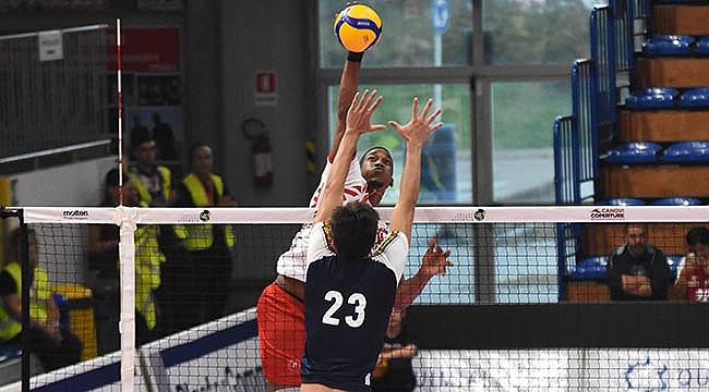 Ziraat Bankası, Uluslararası Voleybol Kupasını ikinci tamamladı