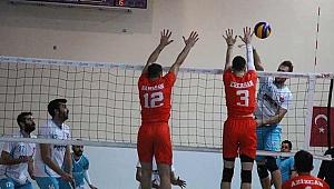 Alanya Belediyespor, Kula'yı 5. sette geçti