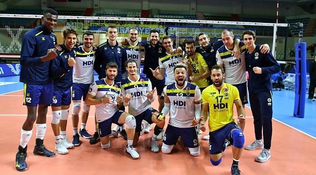 Fenerbahçe HDI Sigorta, Budejovice'yi Ağırlayacak