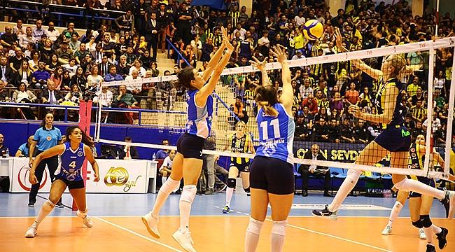Fenerbahçe Opet, deplasmanda 3 puanı aldı