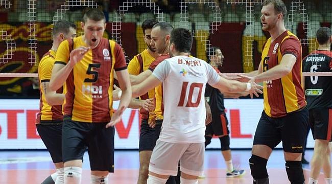 Galatasaray HDI Sigorta, Son 32 Turu İlk Maçına Çıkıyor
