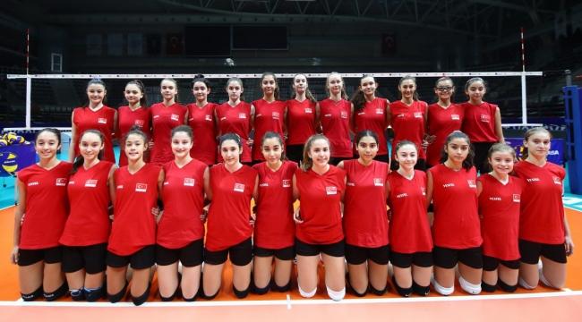 U16 Kızlar Gelişim Kampı'nın İlki Ankara'da Başladı