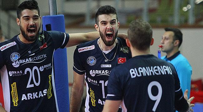Arkas Spor, Avrupa serüvenine Romanya'da başlıyor
