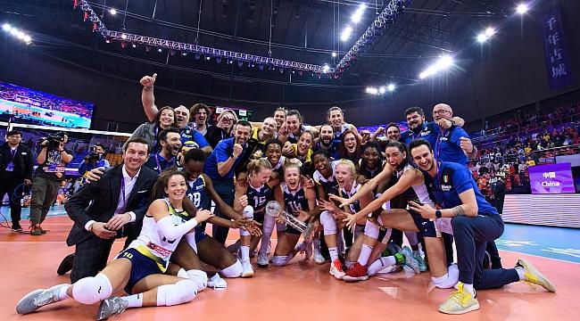 Dünya Kulüpler Şampiyonası'nda kupa, madalyalar sahibini buldu