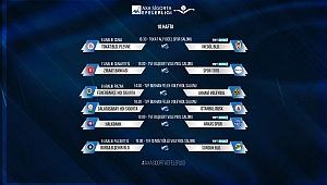 Efeler Ligi'nde 10. Hafta Başlıyor
