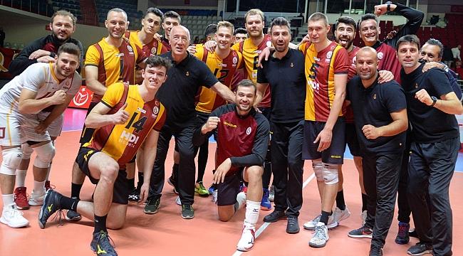 Filenin Aslanları CEV Cup'ta 8'li Finalde