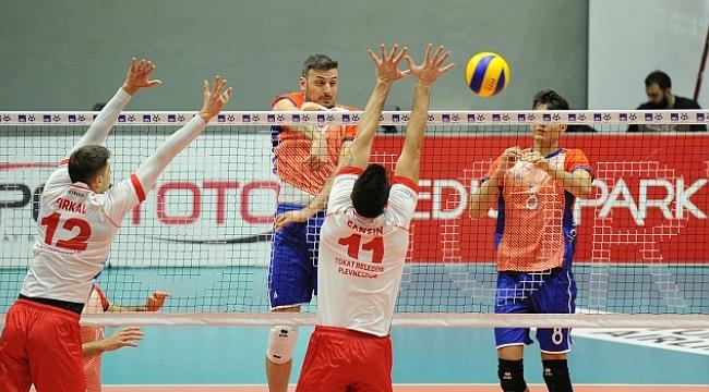 İstanbul Büyükşehir Belediyespor final turunda