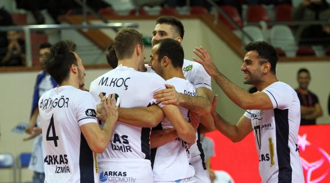 Arkas Spor, Bursa'da 4'te 4 yapmak istiyor