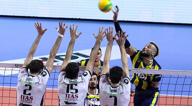 Fenerbahçe gruptan çıkma hakkını kaybetti