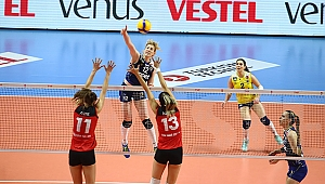 Fenerbahçe Opet, THY'ye set vermedi