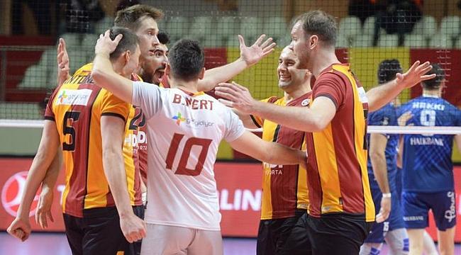 Galatasaray HDI Sigorta'nın rakibi CSM Arcada