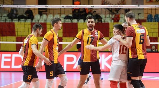 Galatasaray HDI Sigorta, Galati'ye Konuk Oluyor