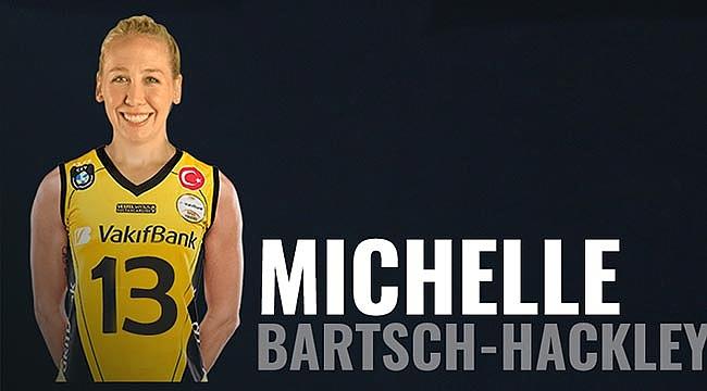 Michelle Bartsch-Hackley VakıfBank'ta