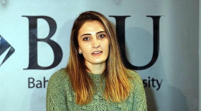 Şeyma Ercan: Olimpiyat atmosferini yaşamayı çok istiyorduk