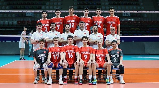 U18 Erkek Milli Takımımız, Balkan Şampiyonası'nda