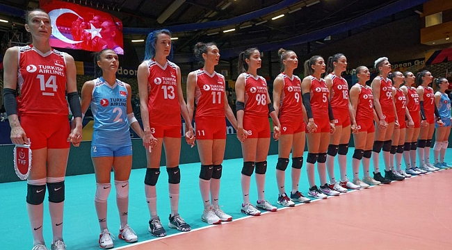 Tokyo Olimpiyat Oyunları'ndaki Maç Programımız Belli Oldu