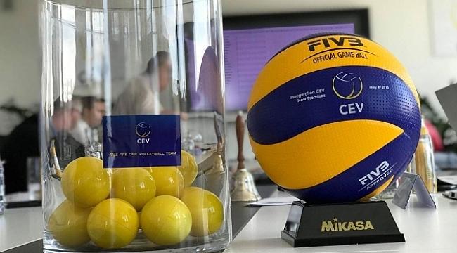 CEV Kupası Çeyrek Finalinde İki Türk Takımı Karşı Karşıya