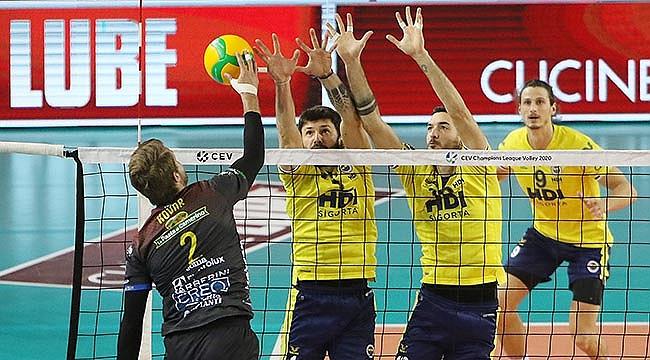 Fenerbahçe HDI Sigorta, CEV Şampiyonlar Ligi'ne Veda Etti
