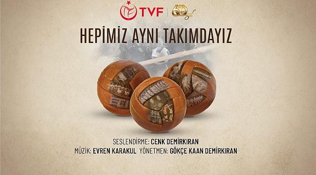 Türk Voleybolunun Hikayesi, Gökyüzünde Voleybol Severler ile Buluşuyor