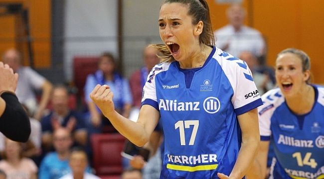 Almanya'da voleybol şampiyonu belirlenmeyecek