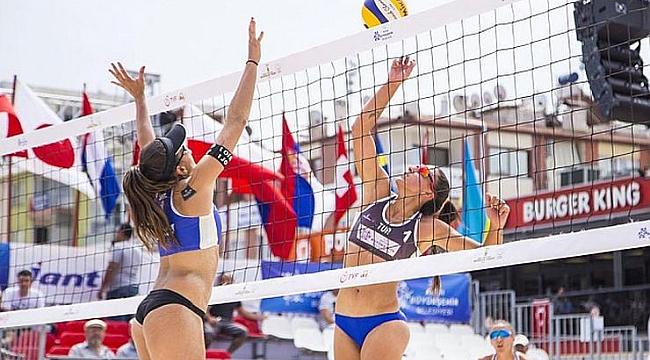 FIVB Plaj Voleybolu Dünya Şampiyonası ertelendi