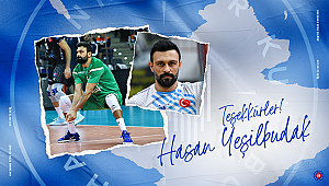 Halkbank'tan, Hasan Yeşilbudak'a teşekkür
