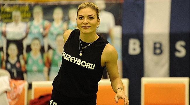 Elif Kavrar Bolu Belediyespor'da!