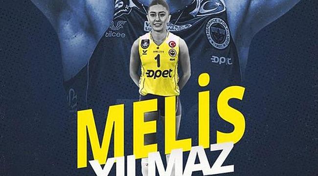 Melis Yılmaz, Fenerbahçe ile sözleşmesini uzattı