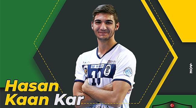 Solhanspor, Hasan Kaan Kar'ı transfer etti